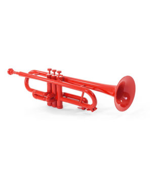 tromba-plastic-red