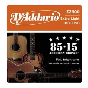 D'ADDARIO EZ 900 EXTRA LIGHT 010-050-8