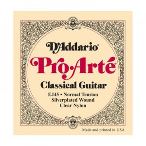 D'ADDARIO EJ45 NORMAL TENSION PRO ARTE-8